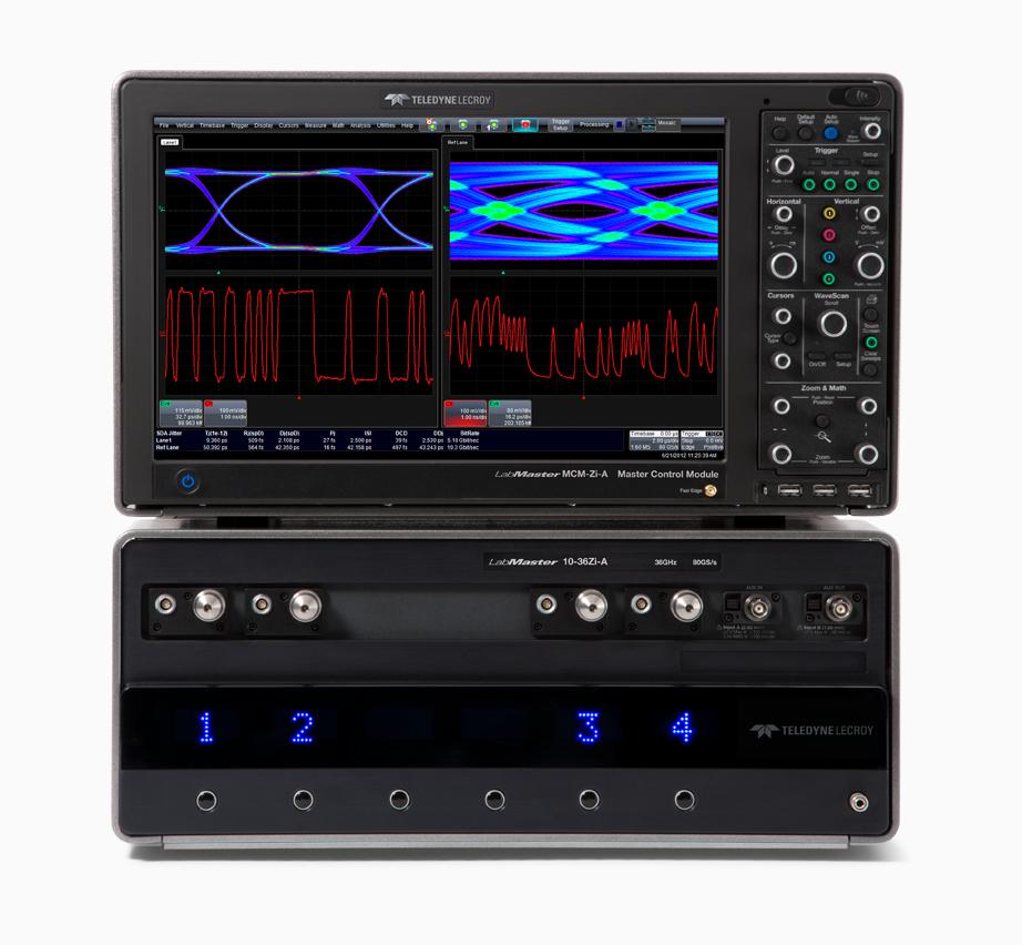 LabMaster 10 Zi-A Oscilloscope